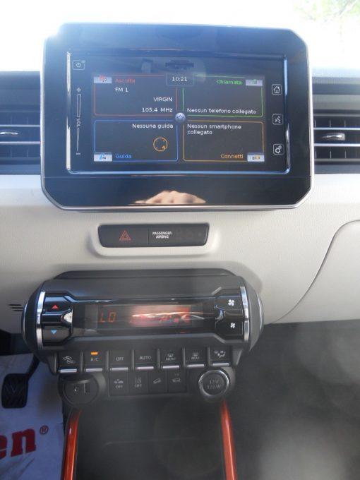 Suzuki IGNIS 1.2 Hybrid 4WD All Grip iTop 90 cv