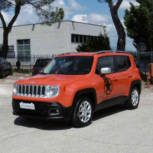 Jeep RENEGADE 1.6 Mjt 120CV Limited 2WD