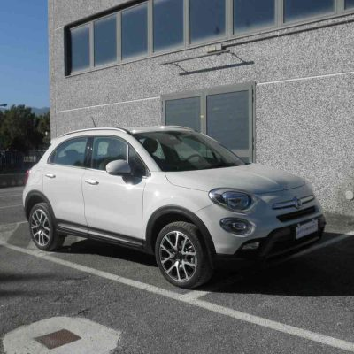 FIAT 500X 2.0 M.Jet 140 CV AT9 4x4 City Cross