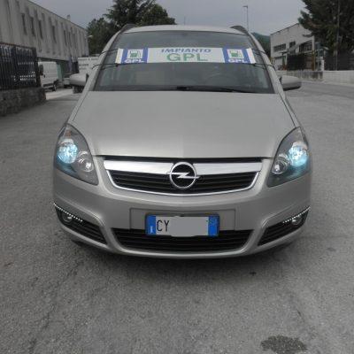 Opel Zafira 1.8  2a serie benzina/GPL